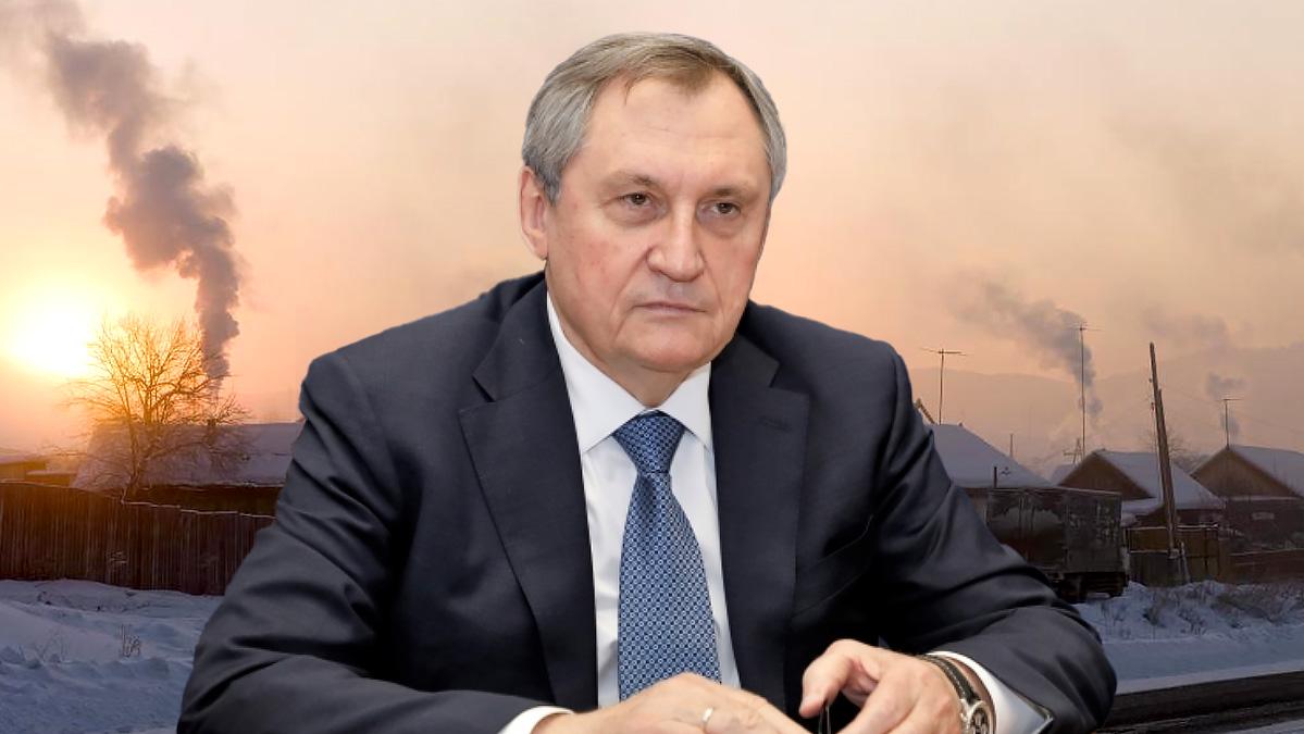 Глава Минэнерго Николай Шульгинов