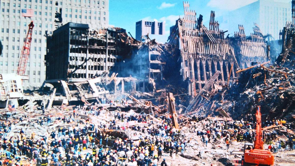 Террористические акты 11 сентября 2001 года в США