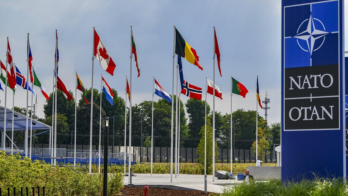 Штаб-квартира блока НАТО