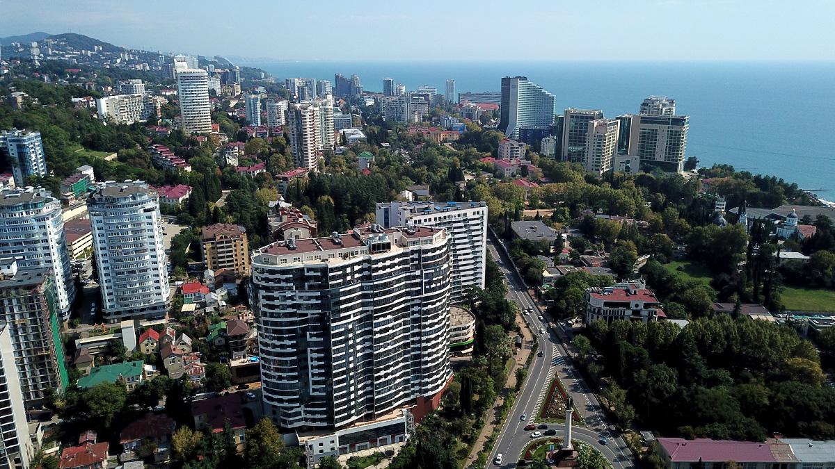 В Сочи рухнул спрос на недвижимость