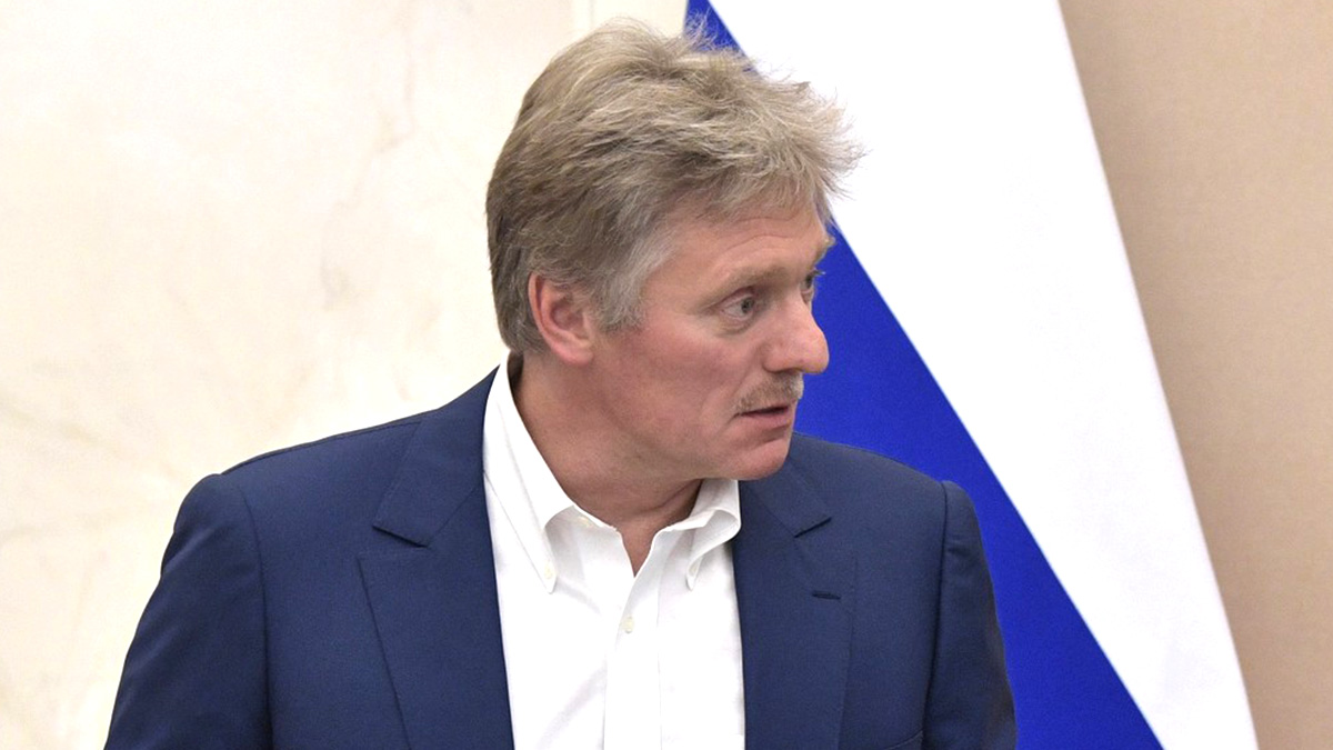 Дмитрий Песков 2021 заявление пресса