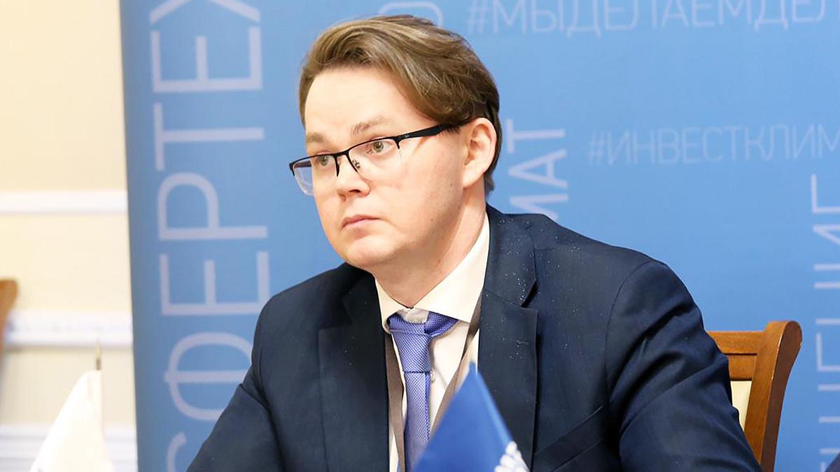 замглавы минэкономразвития Алексей Херсонцев