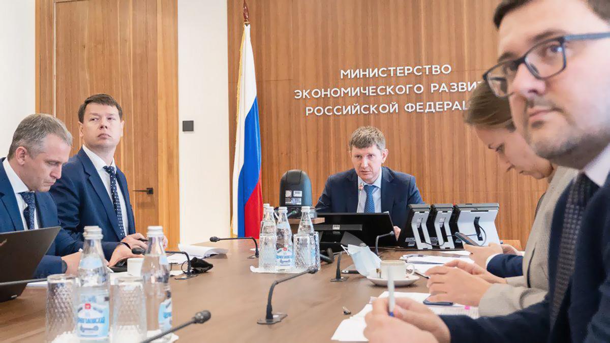 Заявление Решетникова о курсе рубля