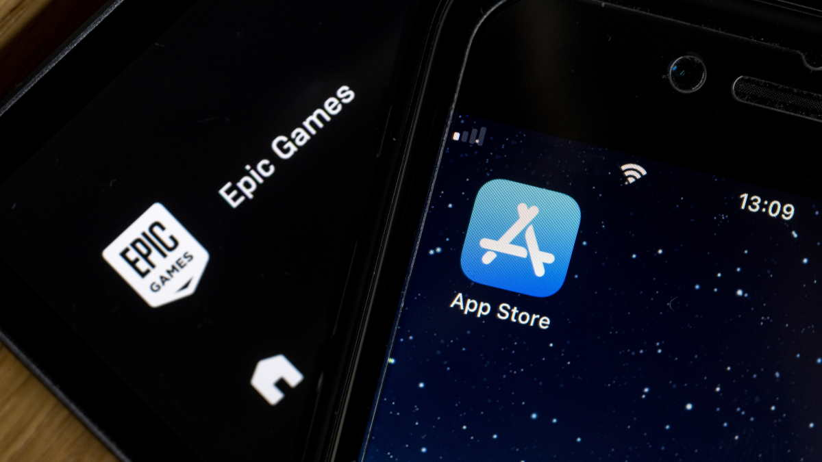 Epic Games Store и App Store
