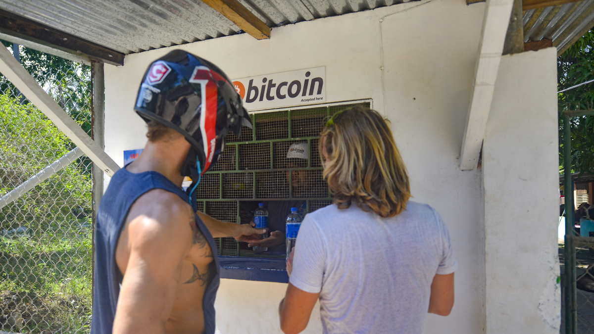 Сальвадор приём платежей в Биткоинах