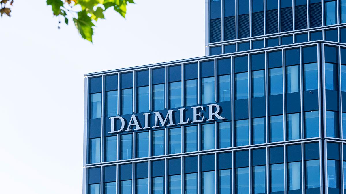 Офис компании Daimler