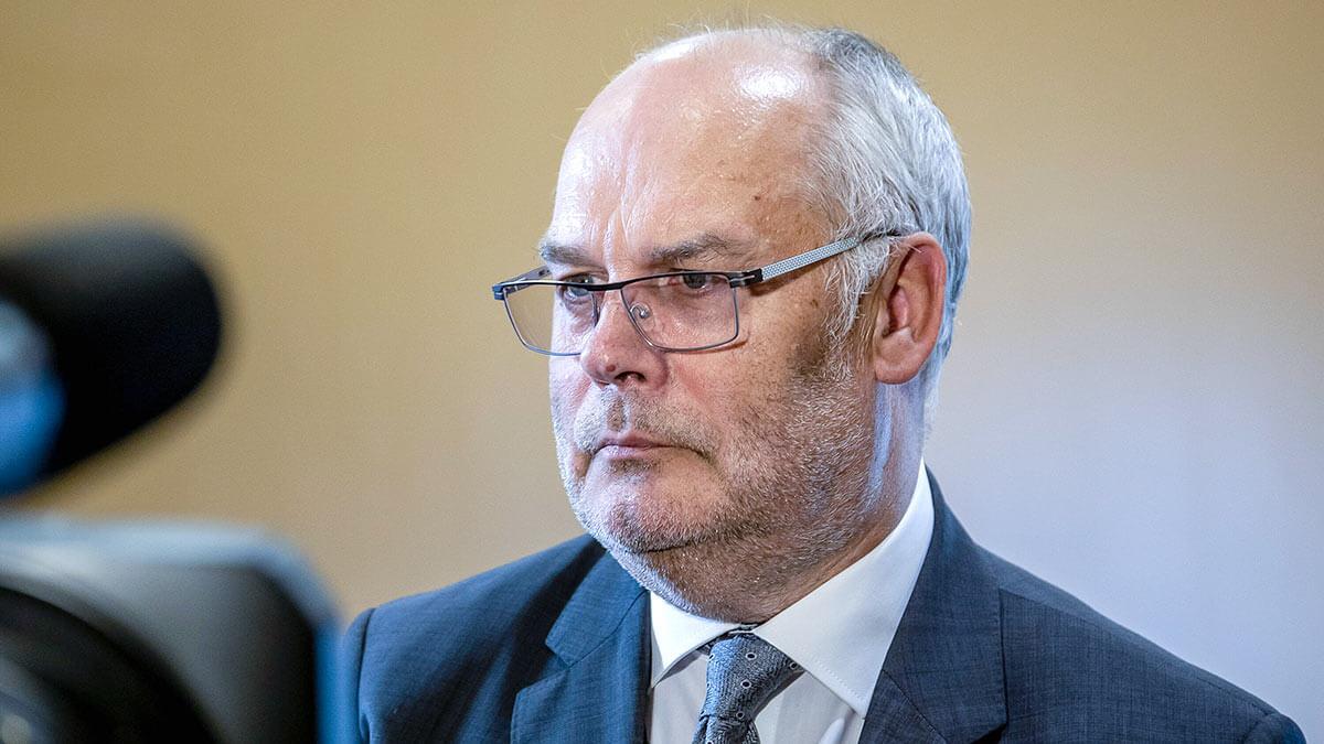 Президент Эстонии Алар Карис
