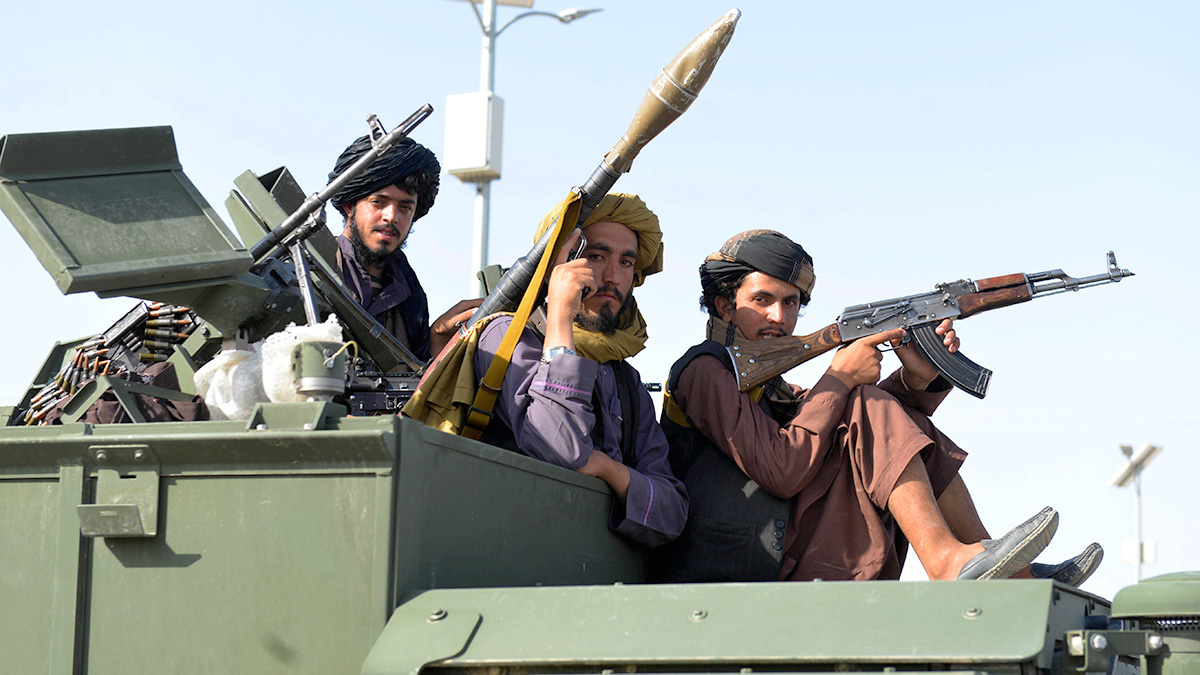 Талибы Талибан Афганистан