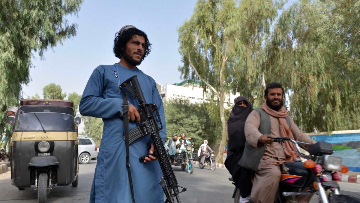 Боевики Афганистан