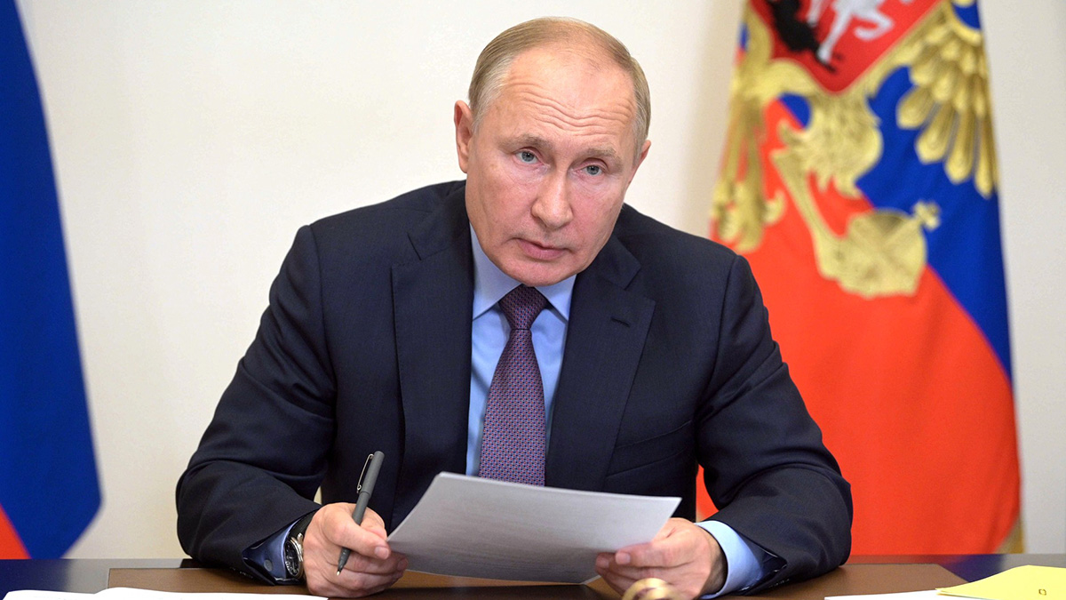 Владимир Путин дал поручения