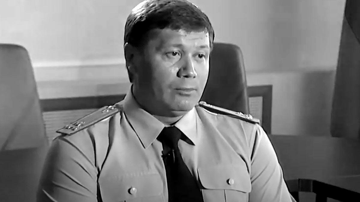 Глава следственного управления СК РФ по Пермскому краю Сергей Сарапульцев