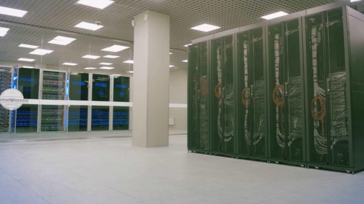 """Суперкомпьютерный центр """"Политехнический"""""""
