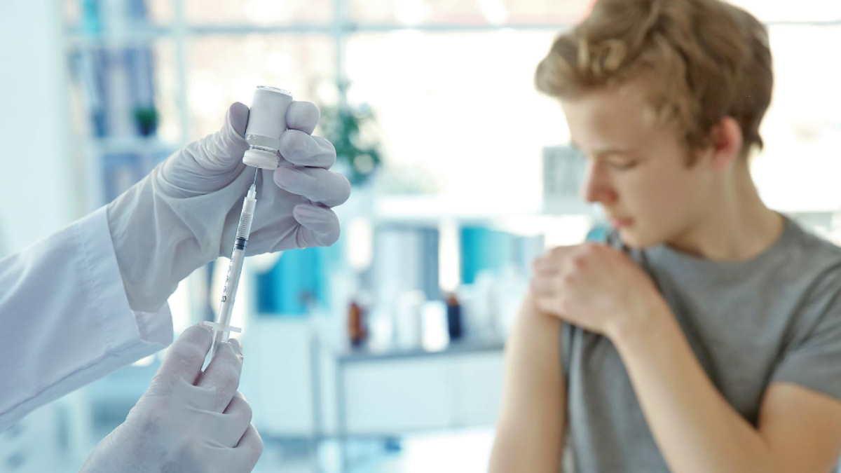 Вакцинация прививка