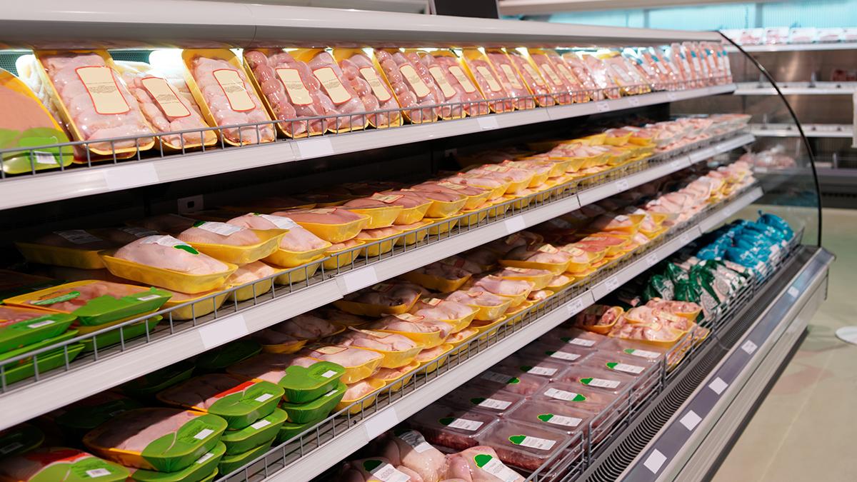 Цены на куриное мясо