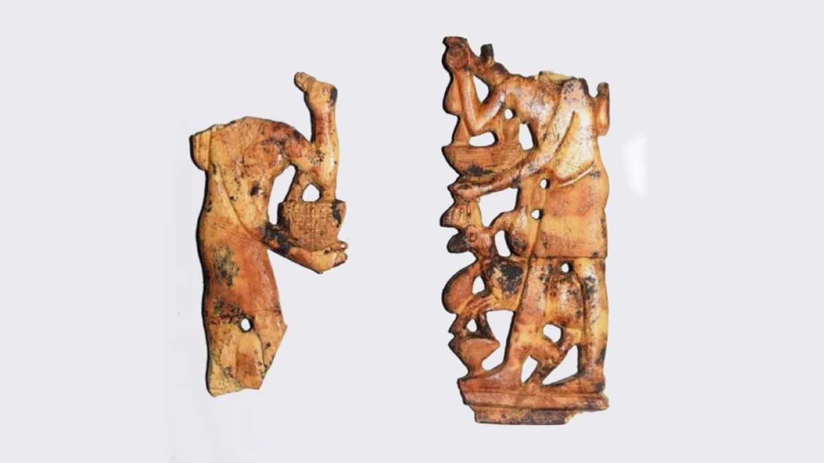 Ритуальные артефакты
