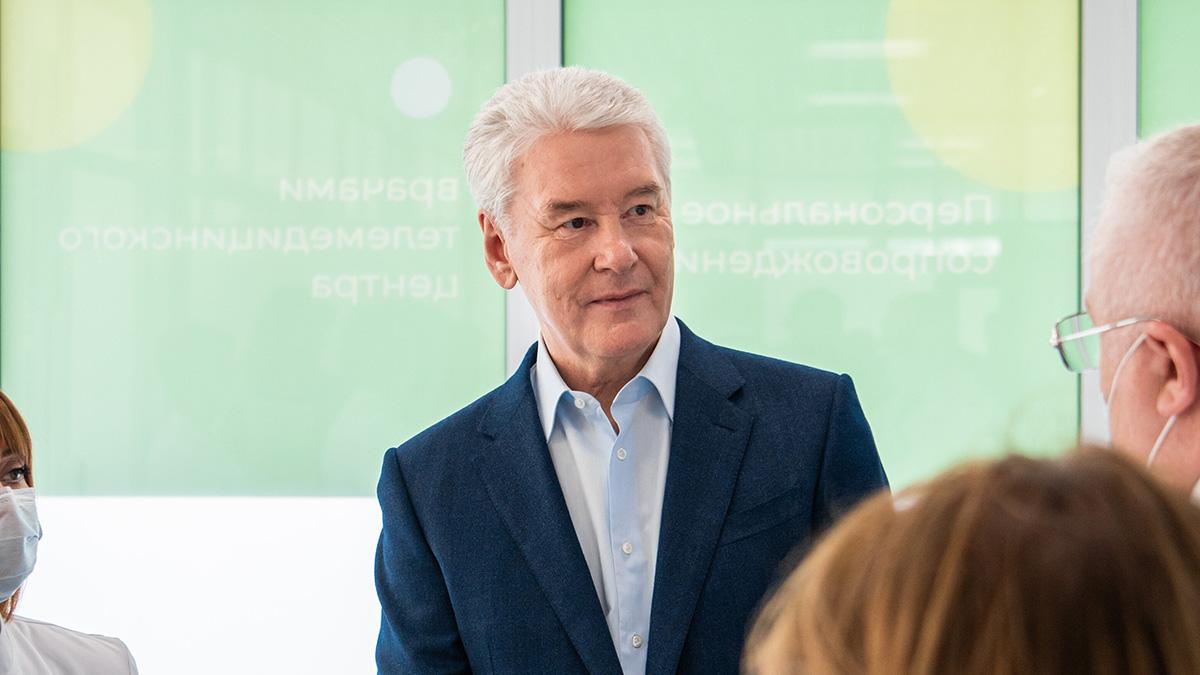 Сергей Собянин заявление интерьвью