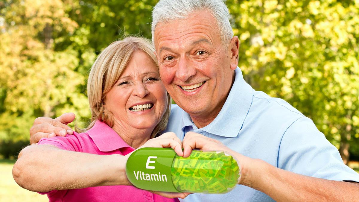 Витамин Е здоровье