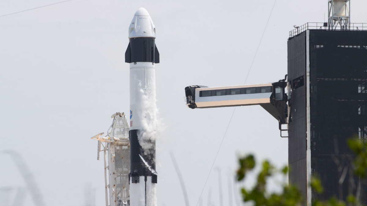 Ракета носитель Falcon 9