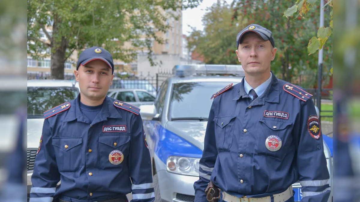 Константин Калинин и Владимир Макаров