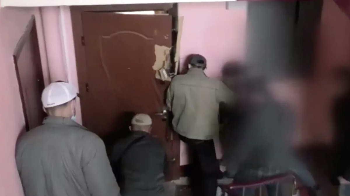 Сотрудники КГБ Белоруссии