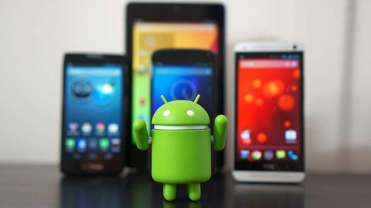 Смартфоны с операционной системой Android