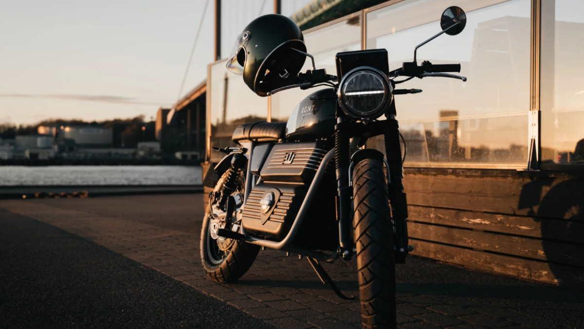 Мотоцикл RGNT No.1