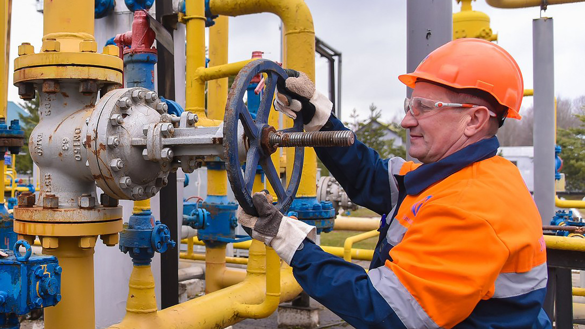 Остановка транзита газа в Венгрию через Украину