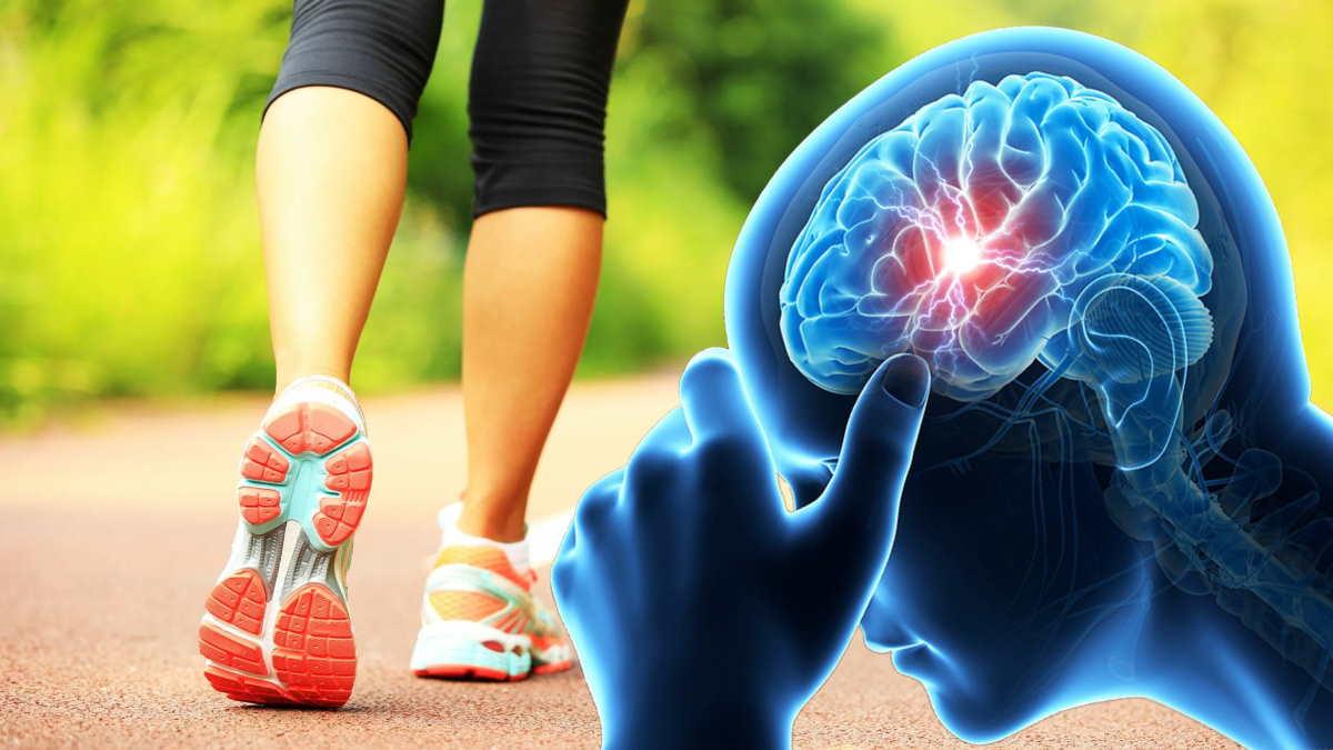 признаки инсульта во время ходьбы