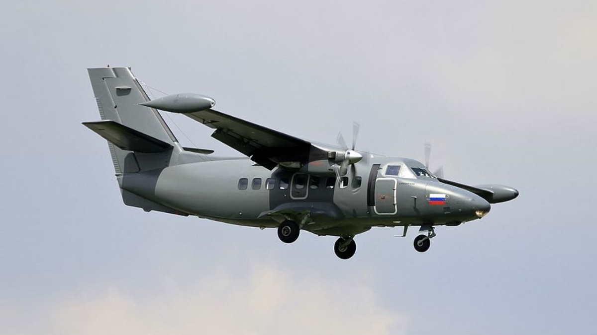 Самолёт Л-410