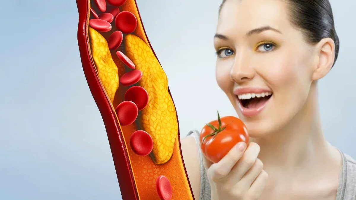 помидоры и холестерин