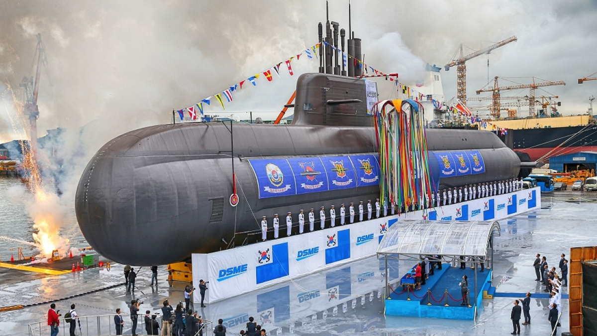 Подводная лодка типа KSS-III