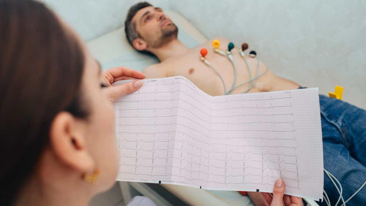 Диагностика работы сердца