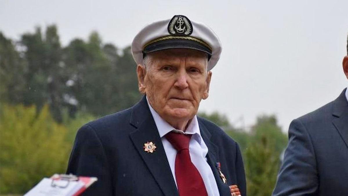 95-летний ветеран из Кемерова