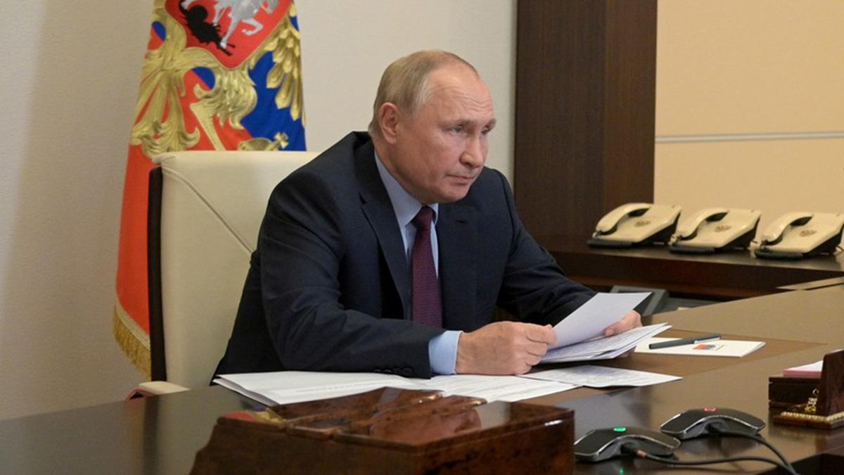 Путин рассказал о запасах энергоресурсов в России