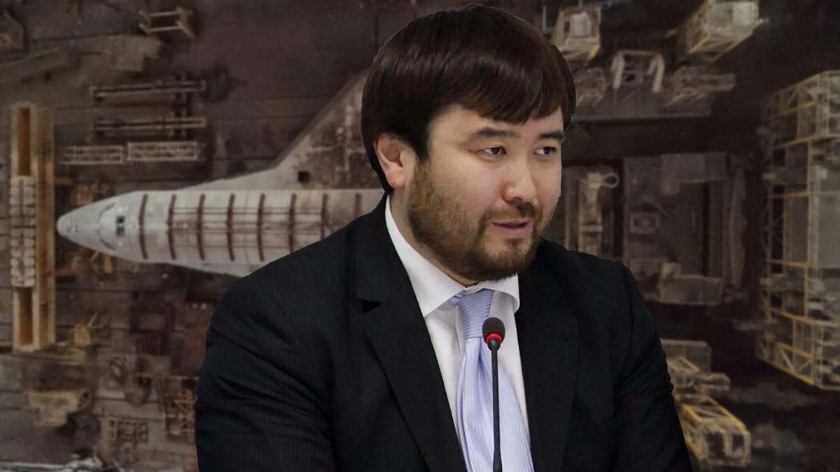 Даурен Муса, Генеральный директор АО «РКК Байконур»