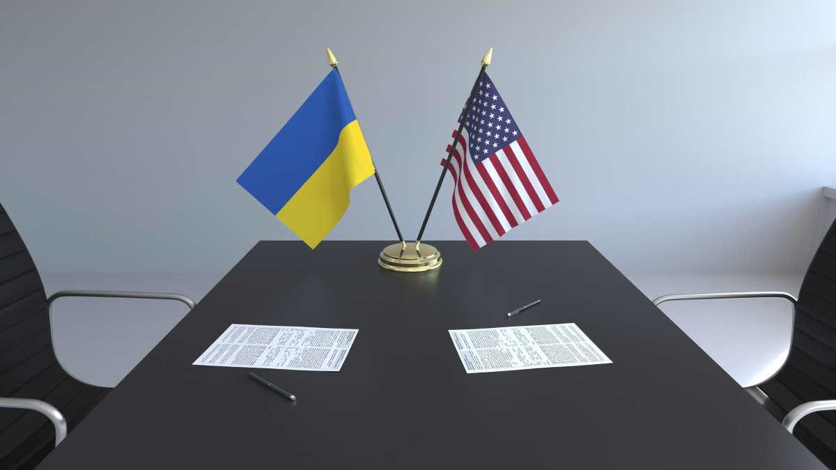 Украина США переговоры