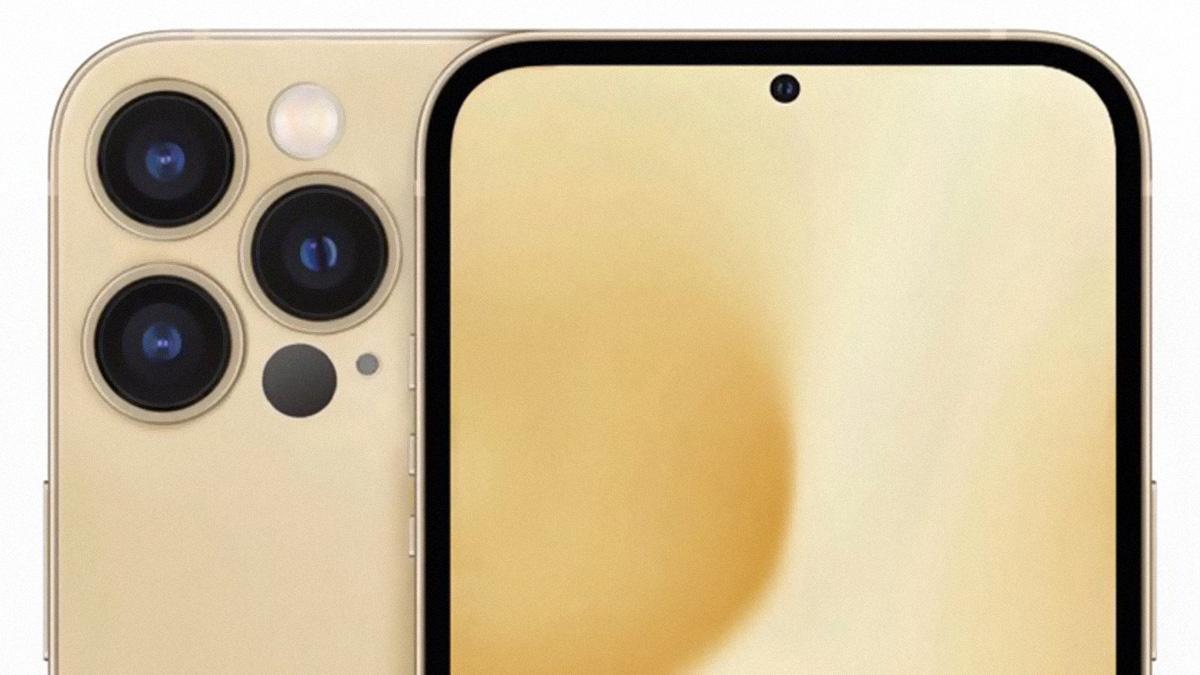 Новый дизайн iPhone 14