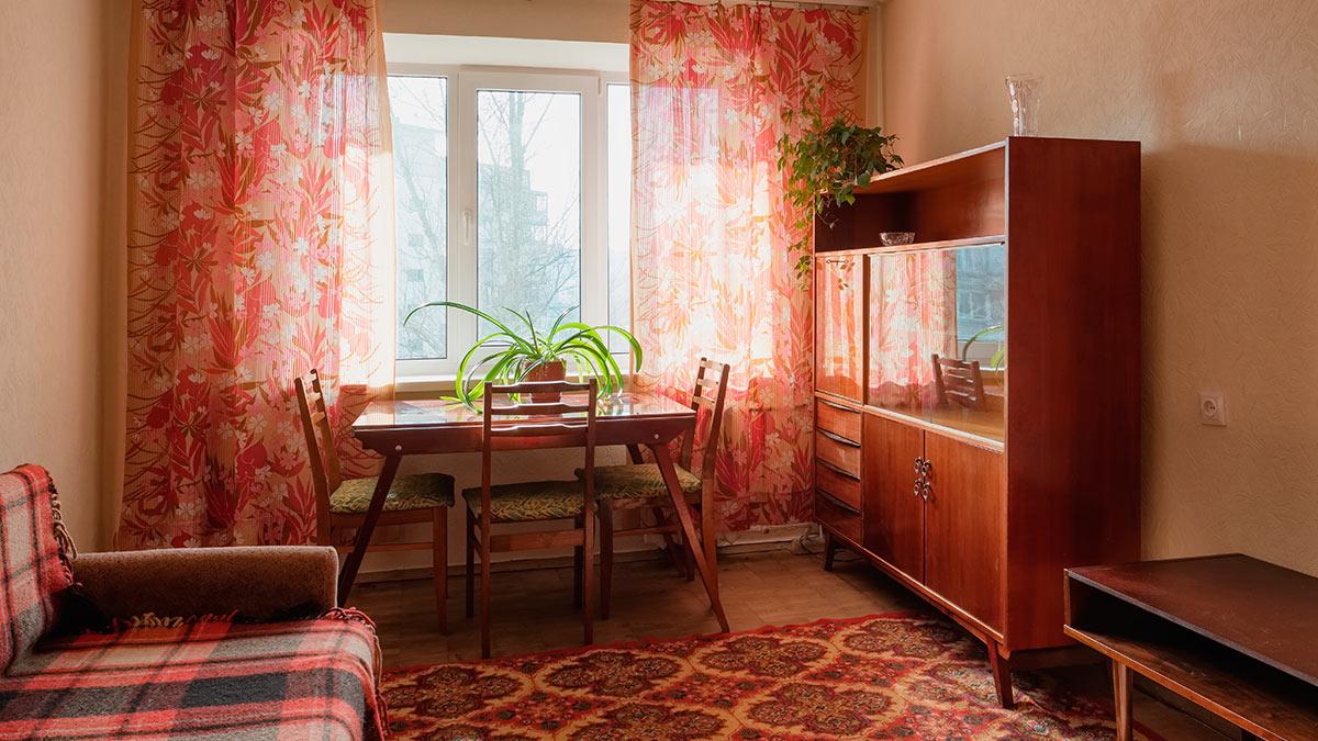Комната Советский Союз