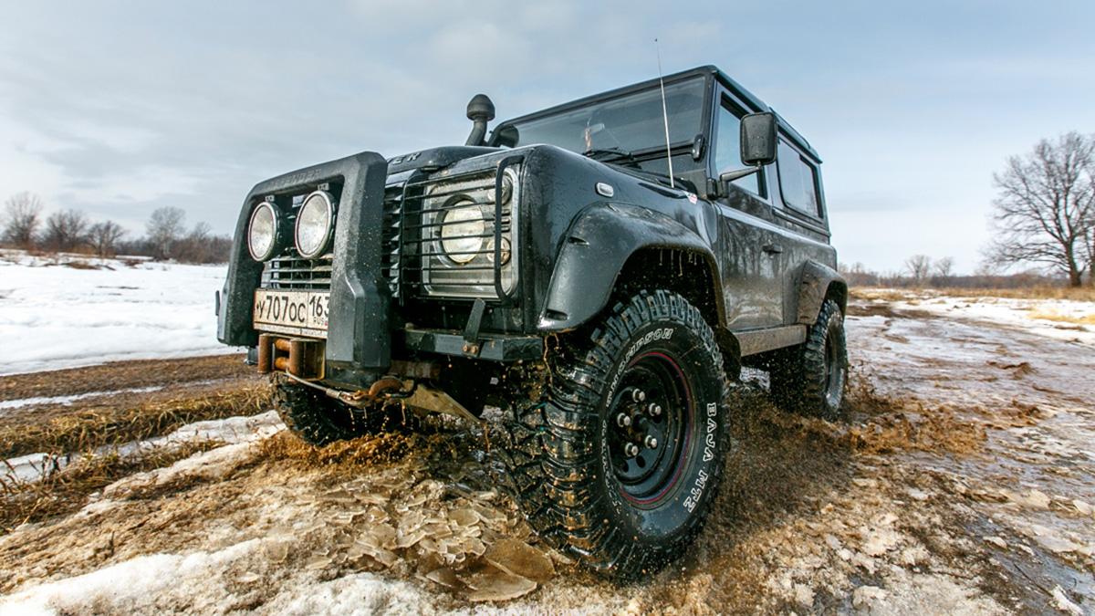 лучший внедорожник топ 2021 Land Rover Defender