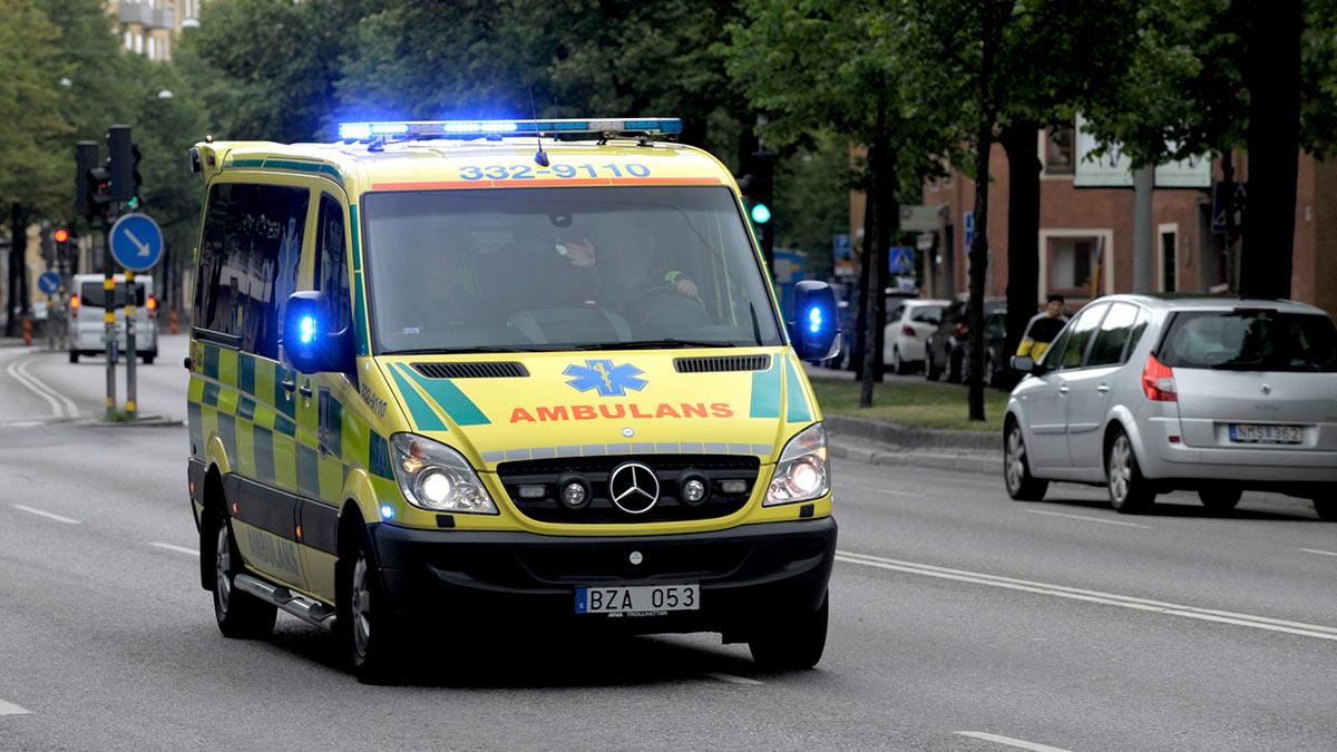 В шведском Гетеборге прогремел взрыв в жилом доме