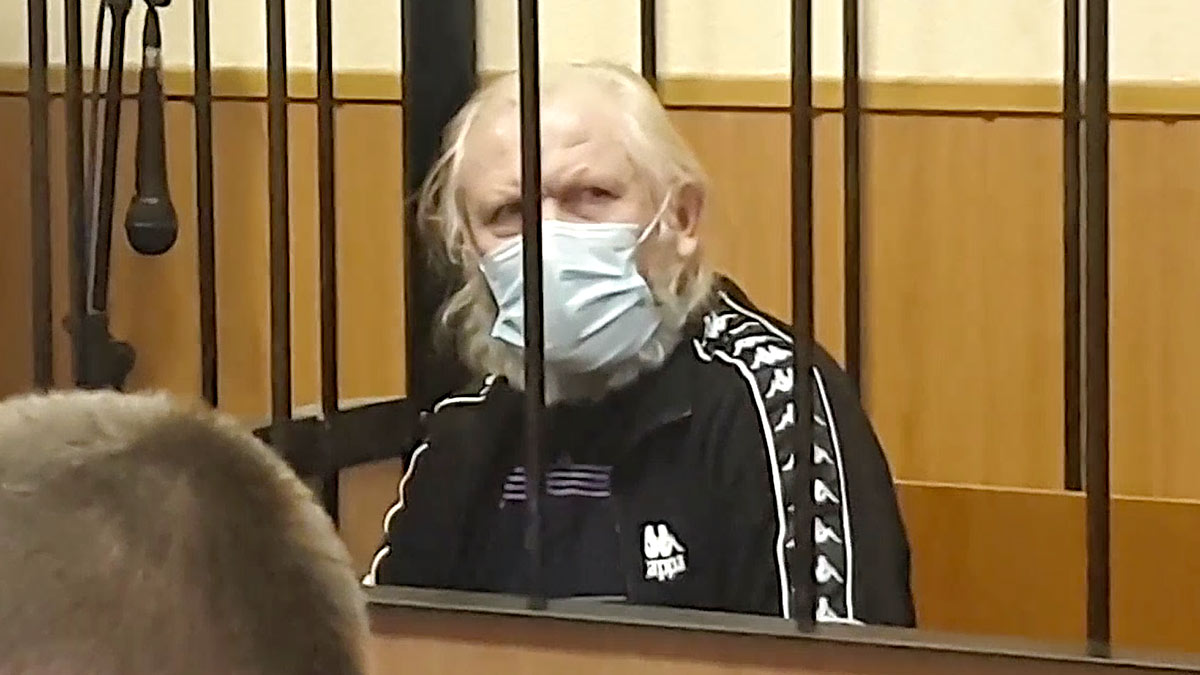 Михаил Глущенко в суде