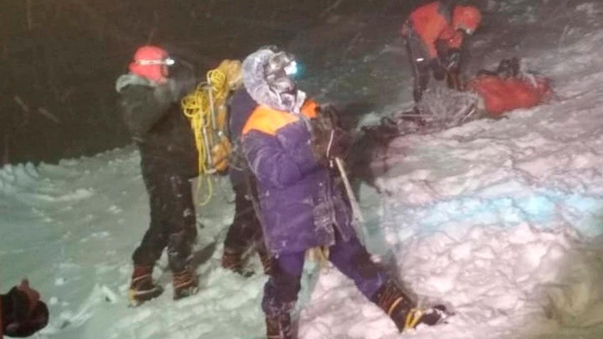 На Эльбрусе завершили операцию по спасению альпинистов