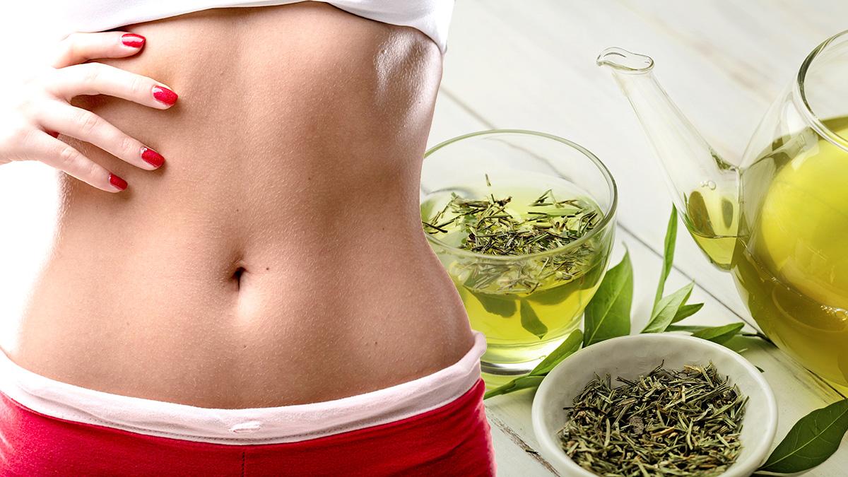 зеленый чай, метаболизм и здоровье