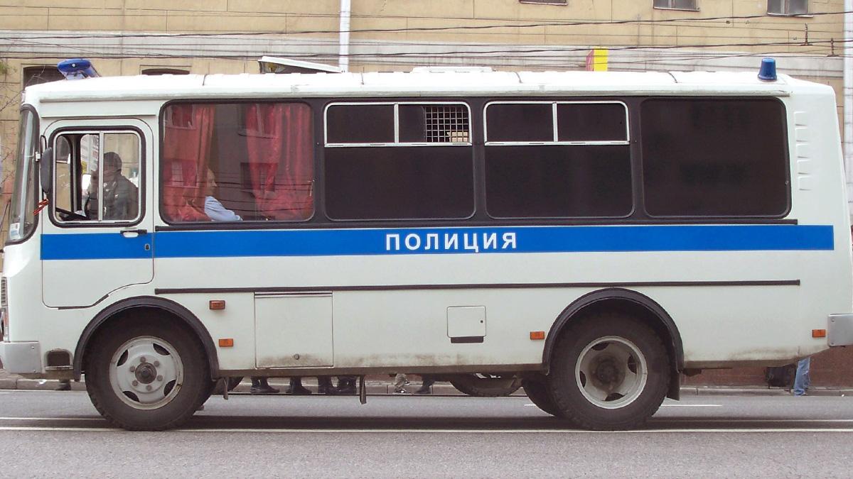 Задержание участников конфликта в Евпатории