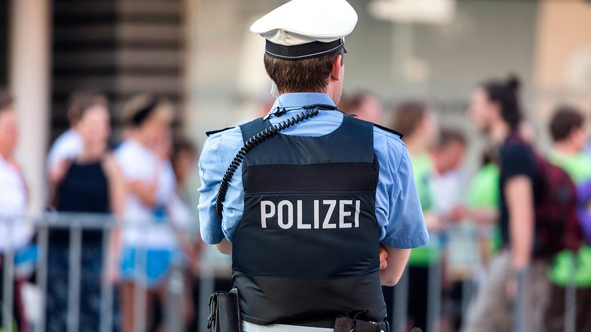 Полици Германия