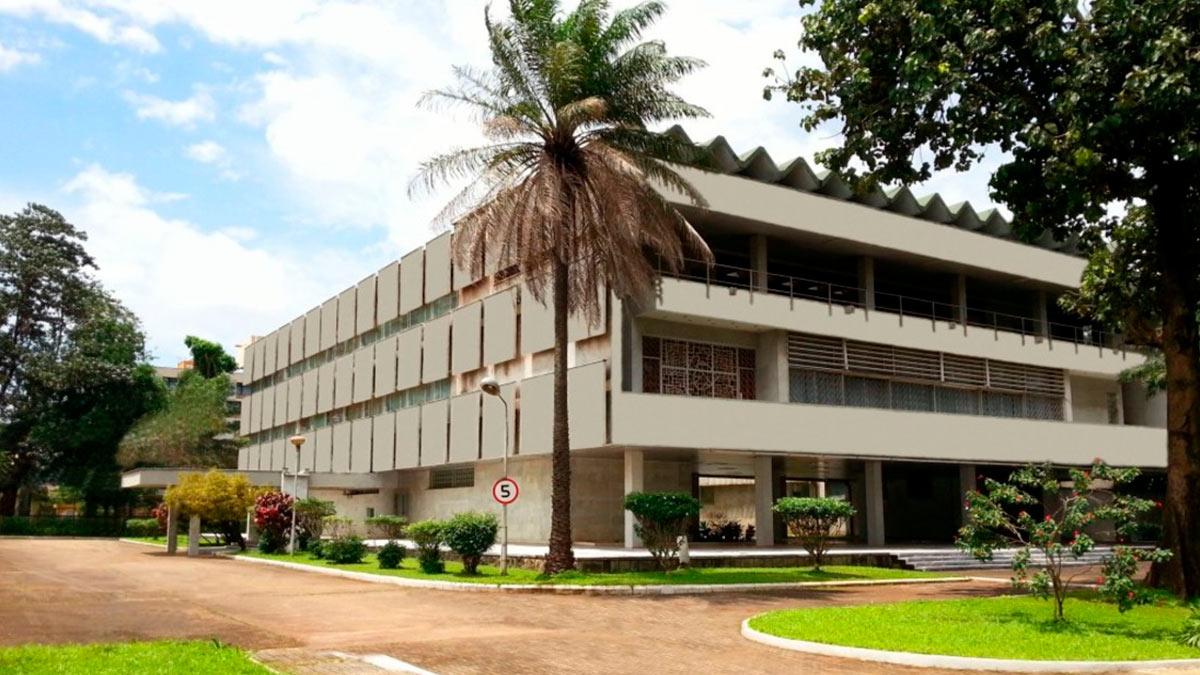 Посольство России в Гвинее