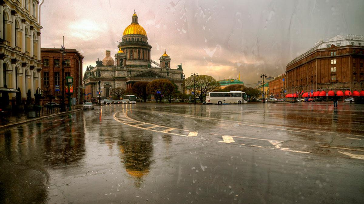 Сентябрь 2021 года в Петербурге стал самым холодным за последние 25 лет