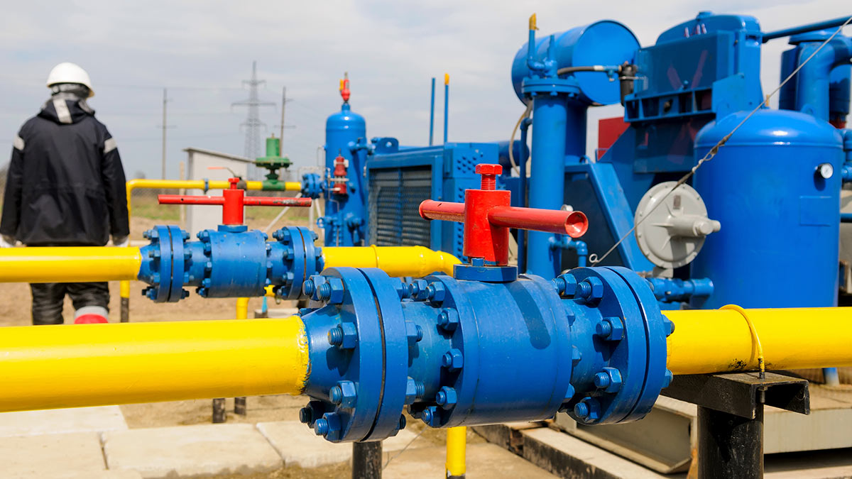 Стоимость газа в Европе растет