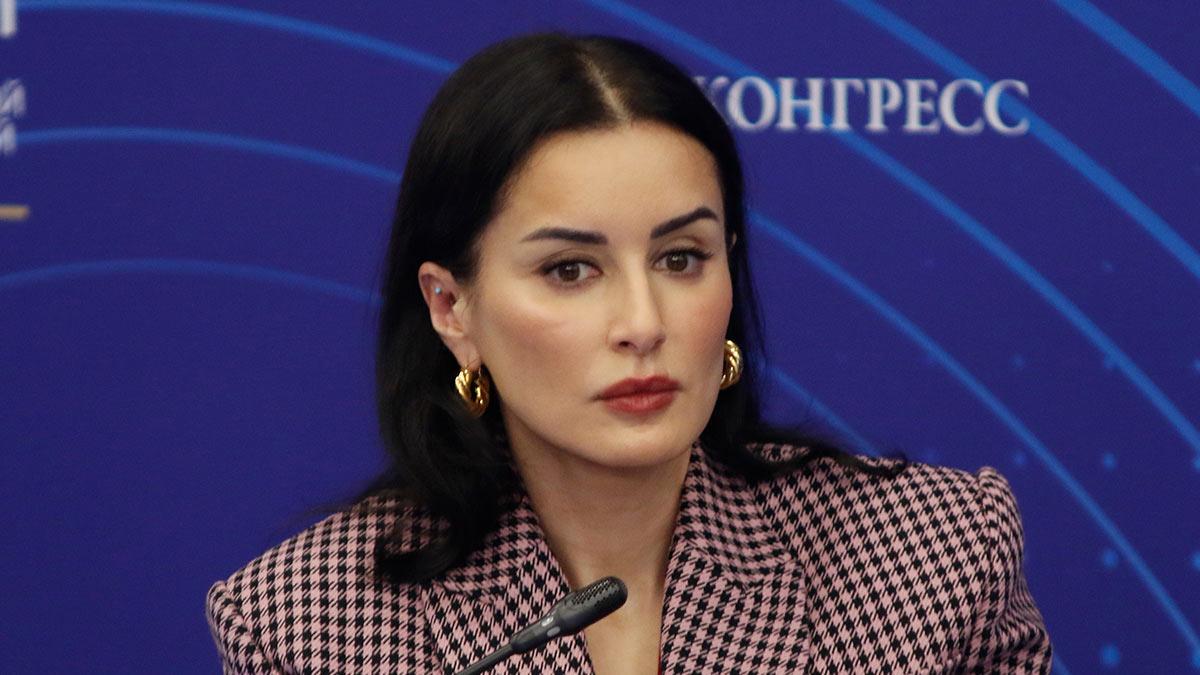 Тина Канделаки назначена заместителем гендиректора «Газпром-медиа»