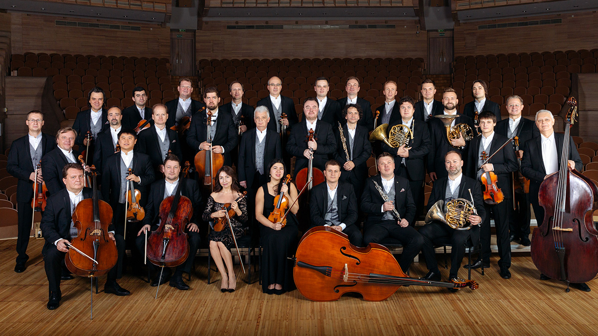 концерт Виртуозов Москвы